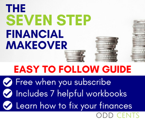 The Seven Step Financial Makeover