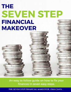 Cover - The Seven Step Financial Makeover