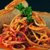 Lunch Box Recipe_ Easy Pasta And Meat Sauce - Foodica